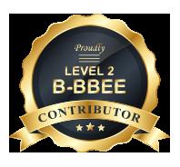 MITAS是2级B-BBEE贡献者